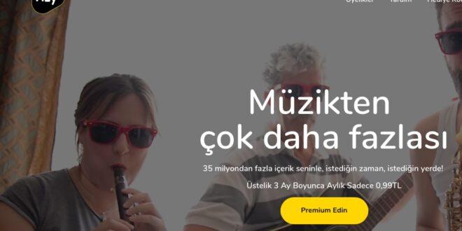 Fizy Premium Uyelik Iptali