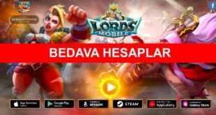 Lords Mobile Bedava Carlar