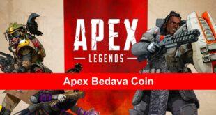 Apex Bedava Coin